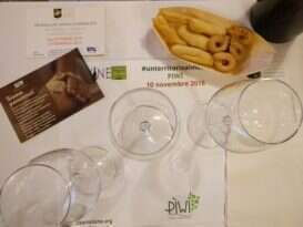 Vitigni Resistenti - Degustazione Vini PIWI Fisar Milano
