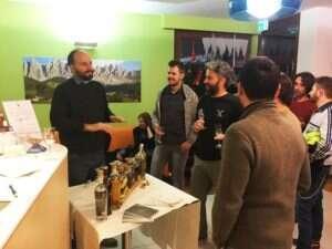 Degustazione Grappe Distilleria Marzadro