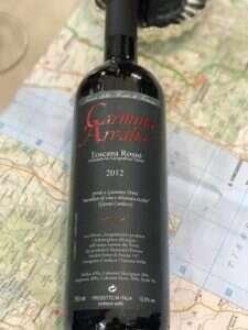 Carmina Arvalia Toscana IGT 2012