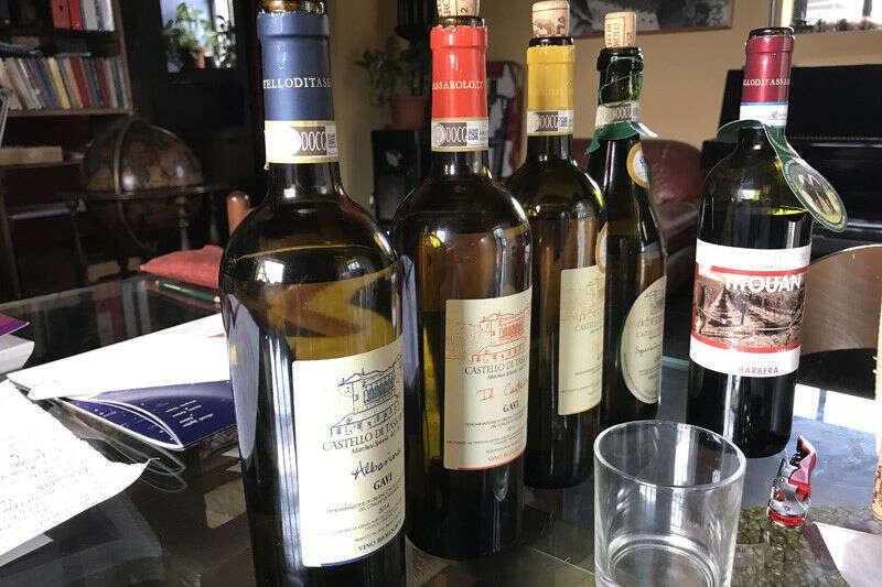 Degustazione Vini a Castello di Tassarolo