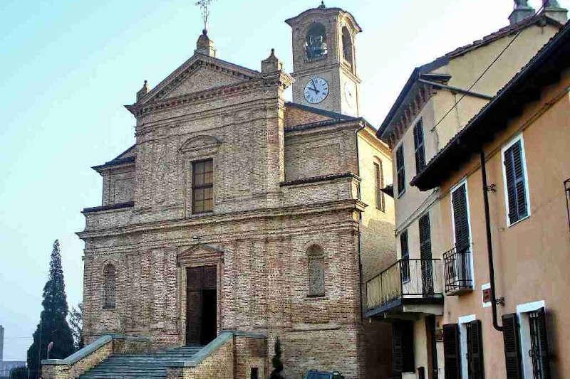 Chiesa di San Martino (Castagnole Monferrato)