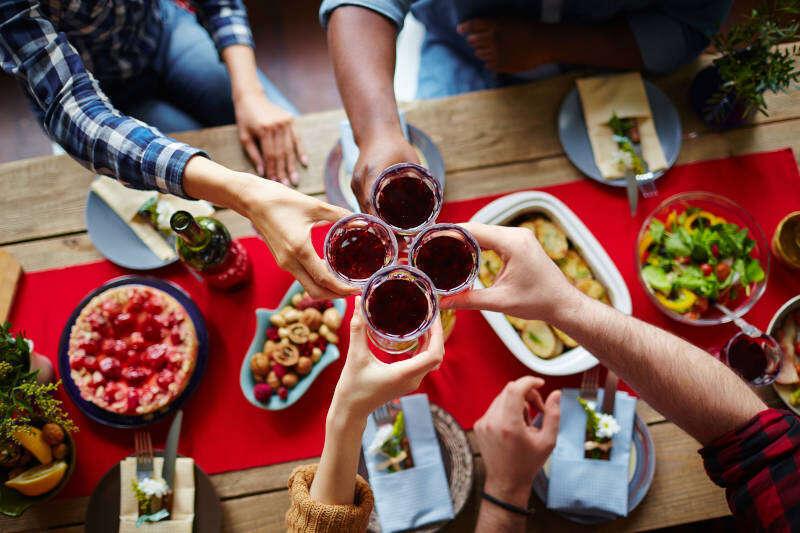 Cena Invernale tra amici