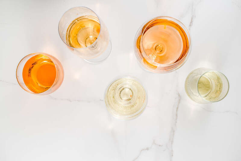 Calici di Orange Wine