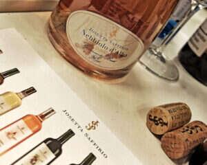 Nebbiolo d'Alba Doc Spumante Rosé – Josetta Saffirio