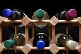 Cantina in casa - Portabottiglie di vino