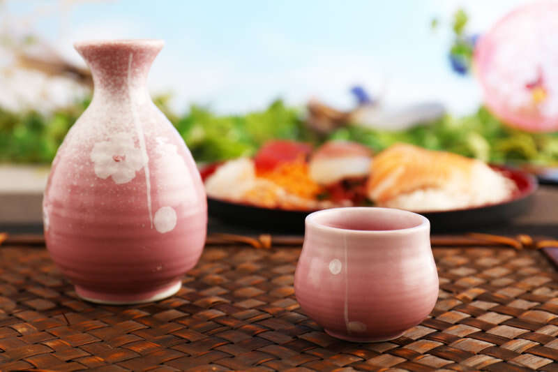 Sake in abbinamento a Sashimi