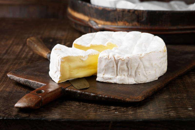 Camembert e gli abbinamenti con il Vino