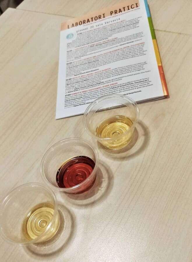 Degustazione Vermouth di Torino bianco-rosso-dry