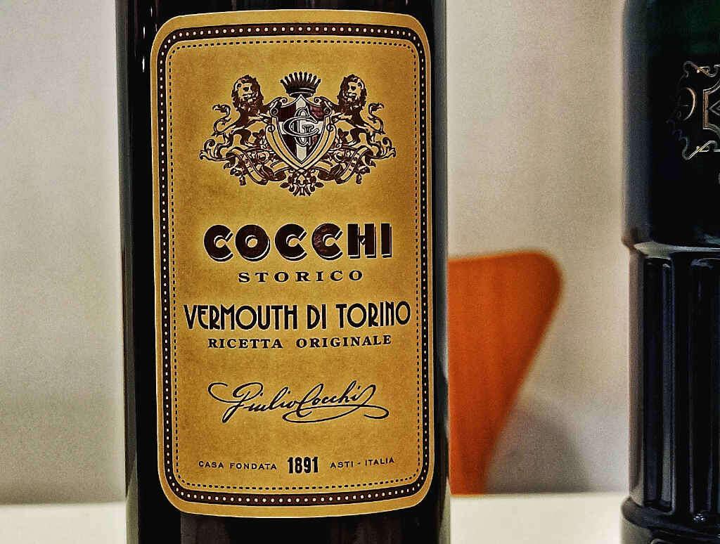 Storico Vermouth di Torino Cocchi – Vermouth Rosso