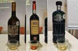 Vermouth di Torino Bottiglie di Quaglia - Cocchi - Carlo Alberto