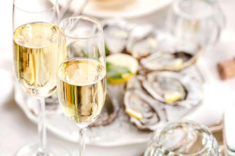 Abbinamento Ostriche e Champagne