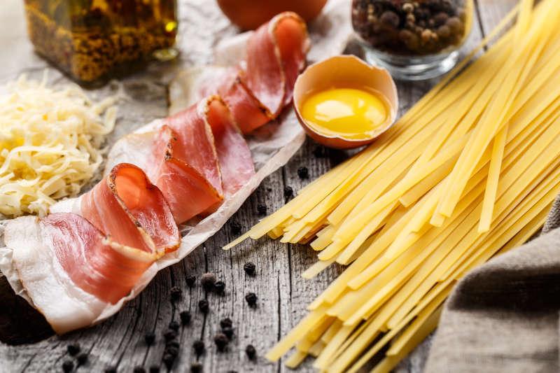 Ingredienti Carbonara