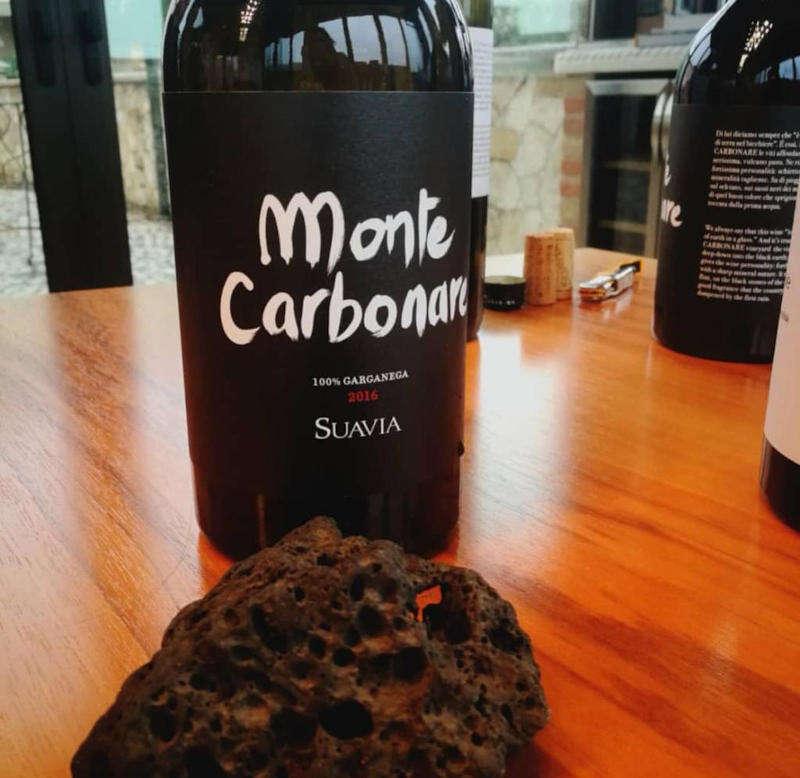 Soave Classico Monte Carbonare - Cantina Suavia